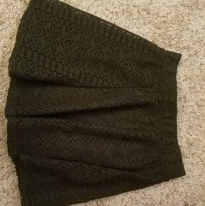 Material Girl Skater Skirt